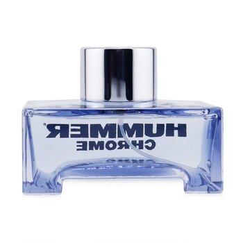Hummer Chrome Eau De Toilette Spray  125ml/4.2oz