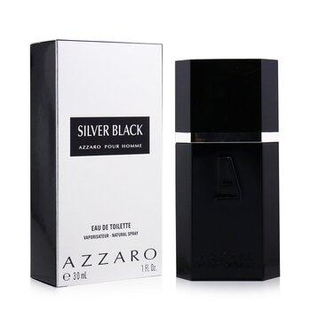 Silver Black Eau De Toilette Spray 30ml/1oz