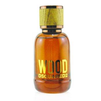 Wood Pour Homme Eau De Toilette Spray  50ml/1.7oz