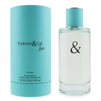 Tiffany & Love For Her Eau De Parfum Spray  90ml/3oz