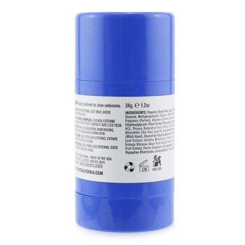 Deodorant - Citrus & Herbal-Musk (Aluminum Free/ Sensitive Skin Formula) (Travel Size) 34g/1.2oz