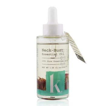 K. Series Neck-Bust Essential Oil (Exp. Date 02/2021)  50ml/1.69oz