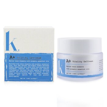 K. Series A+ Vitality GelCream  50ml/1.69oz