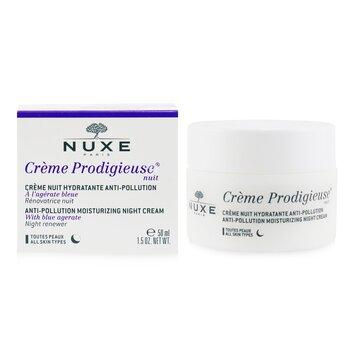 Creme Prodigieuse Anti-Pollution Moisturizing Night Cream (For All Skin Types)  50ml/1.5oz