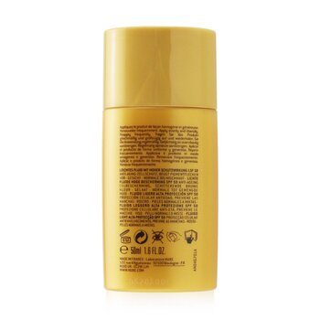 Nuxe Sun Light Fluid For Face - High Protection SPF50 (For Normal To Combination Skin)  50ml/1.6oz