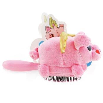 Plush Brush - # Flying Pig  1pc