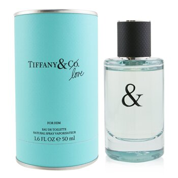 Tiffany & Love For Him Eau De Toilette Spray  50ml/1.6oz