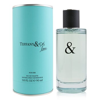 Tiffany & Love For Him Eau De Toilette Spray  90ml/3oz