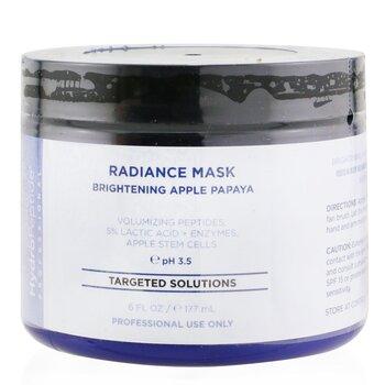 Radiance Mask - Brightening Apple Papaya (Salon Size)  177ml/6oz