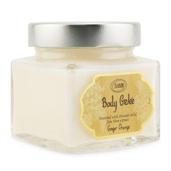 Body Gelee - Ginger Orange 200ml/7oz