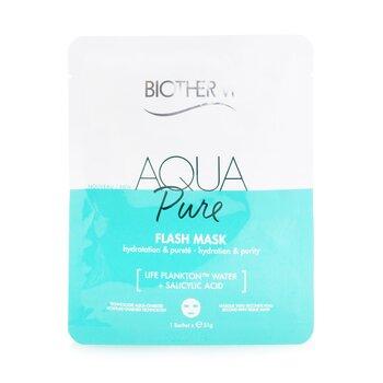 Aqua Pure Flash Mask  1sachet
