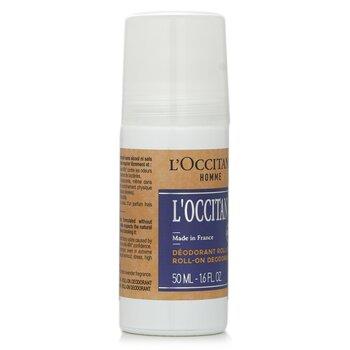 Homme 48H Roll-On Deodorant  50ml/1.6oz
