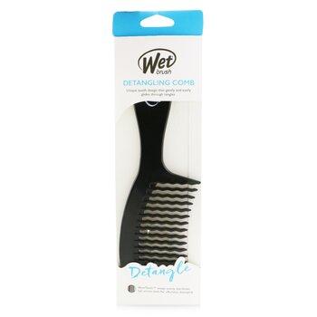 Detangling Comb - # Black  1pc