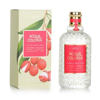 Acqua Colonia Lychee & White Mint Одеколон Спрей  170ml/5.7oz