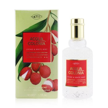 Acqua Colonia Lychee & White Mint Eau De Cologne Spray  50ml/1.7oz