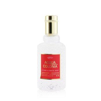 Acqua Colonia Lychee & White Mint Eau De Cologne Spray 50ml/1.7oz
