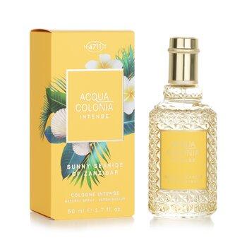 Acqua Colonia Intense Sunny Seaside Of Zanzibar Eau De Cologne Spray  50ml/1.7oz