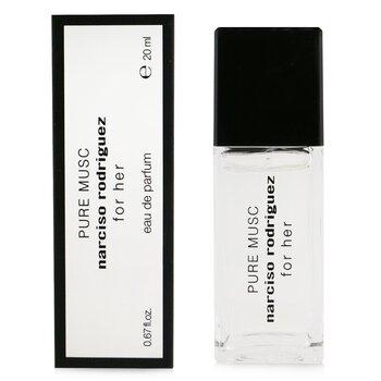 Pure Musc For Her Eau de Parfum Spray (Limited Edition 2020)  20ml/0.66oz