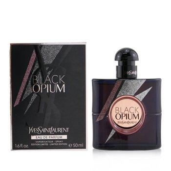 Black Opium Eau De Parfum Spray (Storm  Illusion Edition)  50ml/1.6oz