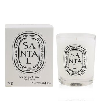Scented Candle - Santal (Sandalwood)  70g/2.4oz