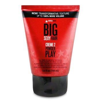 Big Sexy Hair Creme 2 Powder Play  100ml/3.4oz