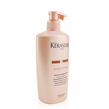 Discipline Bain Fluidealiste Smooth-In-Motion Shampoo (For Unruly, Over-Processed Hair)  500ml/16.9oz