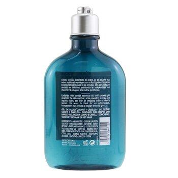 Cap Cedrat Shower Gel  250ml/8.4oz