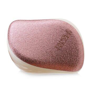 Compact Styler On-The-Go Detangling Hair Brush - # Rose Gold Glaze  1pc