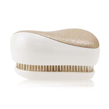 Compact Styler On-The-Go Detangling Hair Brush - # Glitter Gold  1pc