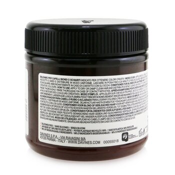 Alchemic Creative Conditioner - # Coral (For Blonde and Lightened Hair)  250ml/8.84oz