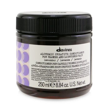 Alchemic Creative Conditioner - # Lavender (For Blonde and Lightened Hair) 250ml/8.84oz