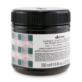 Alchemic Creative Conditioner - # Teal (For Blonde and Lightened Hair)  250ml/8.84oz