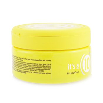 Miracle Clay Hair Mask (For Blondes)  240ml/8oz