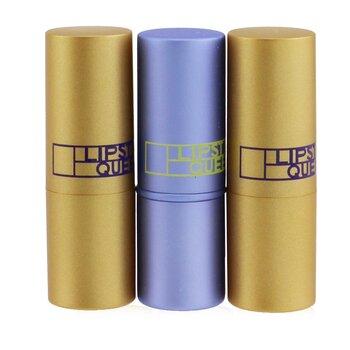Mini Lipstick Trio (3x Mini Lipstick 1.5g/0.05oz)  3x1.5g/0.05oz