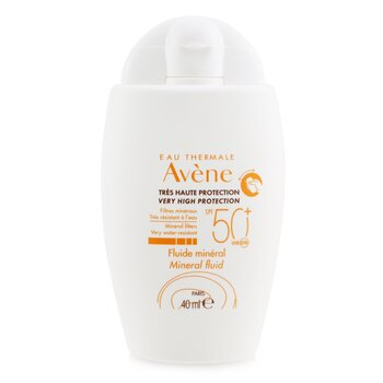Very High Protection Mineral Fluid SPF 50+  40ml/1.3oz