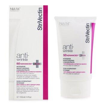 StriVectin - Anti-Wrinkle SD Advanced Plus Concentrado Hidratante Intensivo - Para Arrugas & Estrías  120ml/4oz