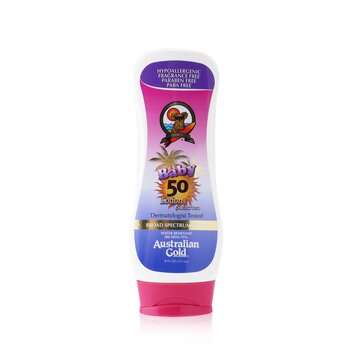 Lotion Sunscreen Broad Spectrum SPF 50 - For Baby (Exp. Date: 01/2021)  237ml/8oz