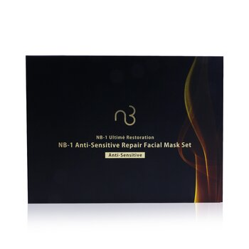 NB-1 Ultime Restoration NB-1 Anti-Sensitive Repair Facial Mask Set - Anti-Sensitive  6applications