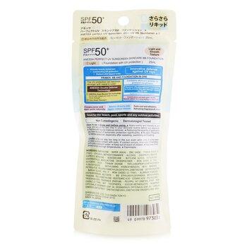 Anessa Perfect UV Sunscreen Skincare BB Foundation SPF50+ PA++++ - Light 25ml/0.84oz