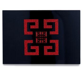 Red Edition Eyeshadow Palette (12x Eyeshadow + 1x Dual 9g/0.31oz
