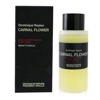 Carnal Flower Body Wash  200ml/6.7oz