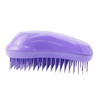 Thick & Curly Detangling Hair Brush - # Lilac Fondant  1pc
