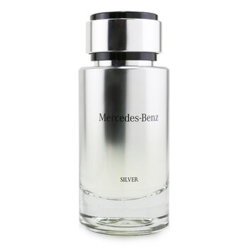 Mercedes-Benz Silver Eau De Toilette Spray  120ml/4oz
