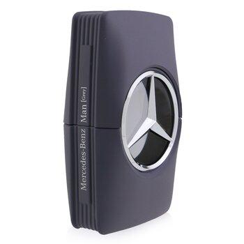 Mercedes-Benz Man Grey Eau De Toilette Spray  100ml/3.4oz