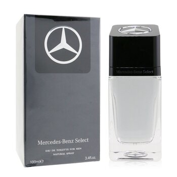 Mercedes-Benz Select Eau De Toilette Spray  100ml/3.4oz