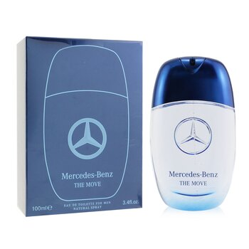 Mercedes-Benz The Move Eau De Toilette Spray 100ml/3.4oz