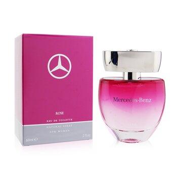 Mercedes-Benz Rose Eau De Toilette Spray  60ml/2oz