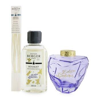 Premium Scented Bouquet - Lolita Lempicka (Blue)  200ml/6.7oz