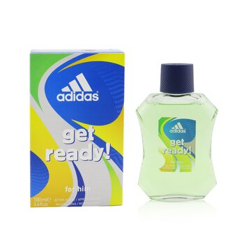Get Ready After Shave Splash  100ml/3.4oz