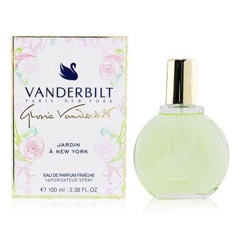 Vanderbilt Jardin A New York Eau De Parfum Fraiche Spray  100ml/3.38oz